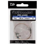 Daiwa Tournament Wire Leader 30 Cm