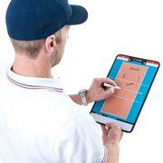 Matériel d'entraînement de volley-ball Moderne Pure2Improve Tableau d'entraîneur Volley-ball 35x22 cm P2I100690