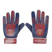 West Ham United FC officiel - Gants de gardien de but - football - pour enfant