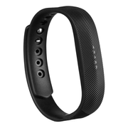 Bracelet d'activité avec capteur cardio sans fil Fitbit Flex 2 noir
