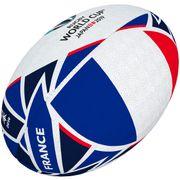 Mini Ballon de rugby Gilbert France (taille 1)