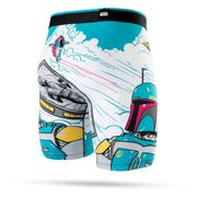 Boxer Stance Star Wars Bespin Tower Boxer Brief