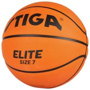 BALLON DE BASKET-BALL  Ballon de basket-ball Elite  - Orange - Taille 7