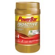 Boisson PowerBar IsoActive - Red Fruit Punch (600g)