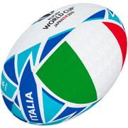 Mini Ballon de rugby Gilbert Italie (taille 1)