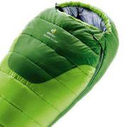 Sac de couchage enfant Deuter Starlight Pro EXP vert