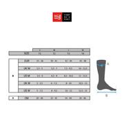 Chaussettes Compressport Racing Socks V3.0 Run Lo