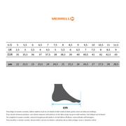 Chaussures de marche Merrell Moab 2 Mid GTX noir femme