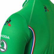 Maillot vert Tour de France 2017 Le Coq Sportif