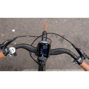 Vélo à assistance électrique O2Feel SWAN Di2 Alfine 8 - Blanc 28 50 504Wh 2018
