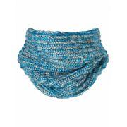 BARTS-Col écharpe bleu turquoise du 4 au 12 ans enfant fille Barts