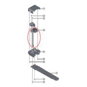 Harnais de montage Shimano STEPS pour batterie E-6000A E 600B