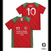 Maillot de Foot PORTUGAL UEFA EURO 2016 Officiel enfant
