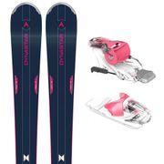 DYNASTAR Intense 10 Ski + Xpress W 11 B83 Fixation Femme