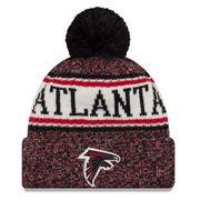 Bonnet avec pompon Atlanta Falcons NFL sport knit doublé polaire