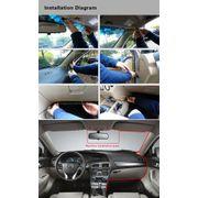Dashcam camera dvr auto-A305 de la Voiture DVR Caméra de 2,45 pouces Écran IPS Full HD 1080P 170 Degrés grand Angle de Visualisa