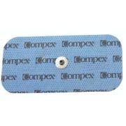 Sachet de 4 électrodes - 1 snap 5x5 cm - Compex
