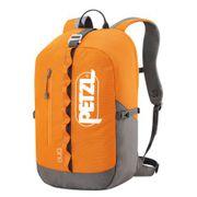 Sac à dos Bug Petzl pour l'escalade coloris orange