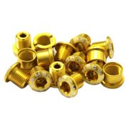Msc Chainring Bolts Kit Alu7075t6 15 Units