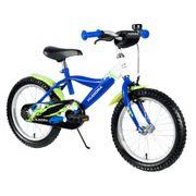 Hudora - Vélo Enfant 16' - Vert/Bleu