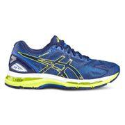 Asics Gel Nimbus 19 noir, chaussures de running homme