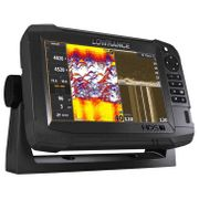 Lowrance Hds-7 Carbon Row Totalscan