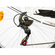 Moma Bikes Vélo Trekking, HYBRID 26