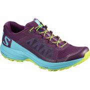 Salomon - XA Elevate Femmes chaussure de course (pourpre/bleu)