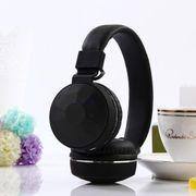 Casque audio bluetooth-L3 Bandeau Pliage Stéréo sans Fil Bluetooth casque Casque, Support Audio de 3,5 mm Et des Appels Mains libres et la Carte de TF