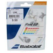 Cordage de badminton I feel  blanc 0.68mm