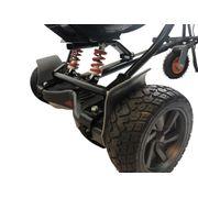 PACK Hoverboard Hummer Noir et Hoverkart NOIR Tout Terrain avec protection