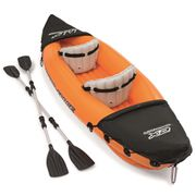 Bestway Kayak gonflable Hydro-force Lite Rapid X2 avec rames 65077