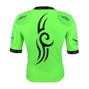 Optimum Tribal Adult Rugby Body Protection Shoulder Pads Green