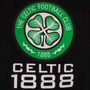 Celtic FC officiel - Pull zippé à capuche thème football - polaire - homme