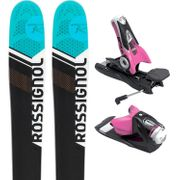 Ski Soul 7 W Noir Rossignol Femme