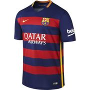 FC Barcelone Stadium Homme Maillot Football Marine Nike