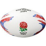 Ballon de beach rugby Gilbert Angleterre (taille 5)