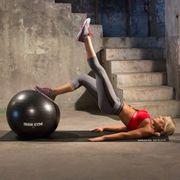 Iron Gym Exercise Ball 55 Cm
