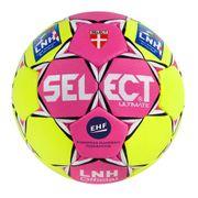 Ballon Officiel Select Ultimate LNH 2016/2017 /jaune