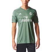 2017-2018 Real Madrid Adidas Domicile Goalkeeper Maillot