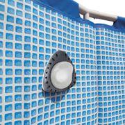 Intex Applique murale de piscine à LED magnétique 28698
