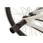 BMX Freestyle 20'' Fatt blanc KS Cycling