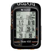 Bryton Rider 450E noir orange