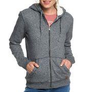 ROXY Trippin Sherpa Sweat Zip Femme