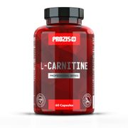 L-Carnitine Professionnelle 1500 mg 60 gélules - naturel