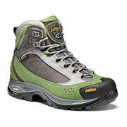 Chaussures de marche Asolo Nilas GV GTX gris vert femme