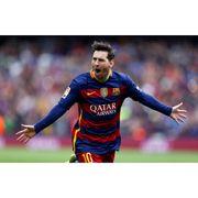 Maillot domicile FC Barcelone 2015/2016 Messi-S