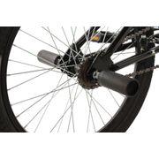 BMX freestyle 20'' Circles noir-vert V Brake KS Cycling