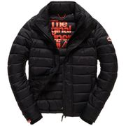 SUPERDRY Fuji Triple Zip Through Doudoune Homme