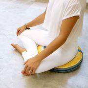 Coussin de méditation Bombay